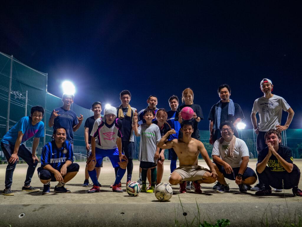 七月の勝利の歌を忘れない。サッカーを愉しむ。