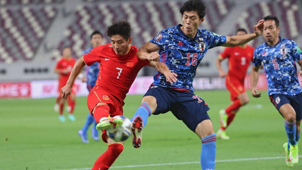 日本一ゆるい代表戦レビュー。クラブと代表の違い。カタールワールドカップアジア最終予選 中国対日本